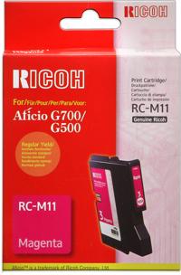 Ricoh 402282 cartuccia magenta 1.150p