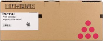 Ricoh 406481 toner magenta alta capacit�, durata 6.000 pagine