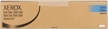 Xerox 006r01241 toner cyano originale, durata 11.000 pagine