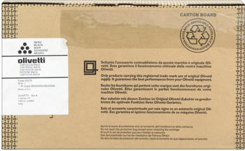 Olivetti 82579 toner originale