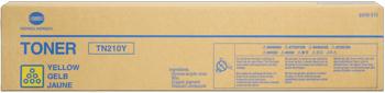 konica Minolta 8938-510 toner giallo, durata 12.000 pagine