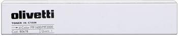 Olivetti b0678 toner cyano 2.500p