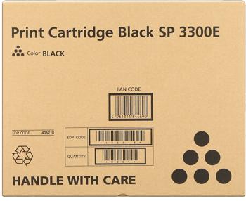 Ricoh 406218 toner originale nero, durata 5.000 pagine