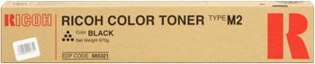 Ricoh 885321 toner nero, durata  20.000 pagine