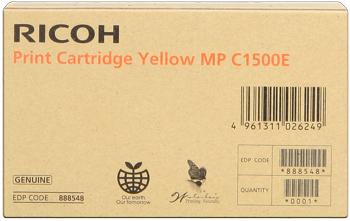 Ricoh 888548 toner giallo, durata 2.800 pagine