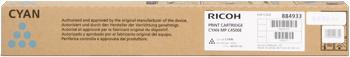 Ricoh 888611 toner cyano, durata indicata 17.000 pagine