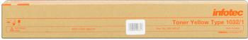 Infotec 89040067 toner giallo 17.000p