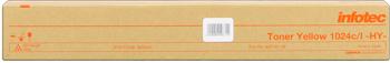 Infotec 89040156 toner giallo 17.000p