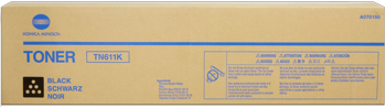 konica Minolta a070150 toner nero 25.000 pagine