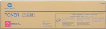 konica Minolta a070350 toner magenta, durata 27.000 pagine