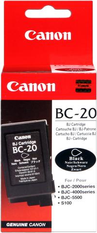 Alcatel bc-20bk cartuccia Ink-jet