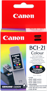 Alcatel bci-21c cartuccia Ink-jet