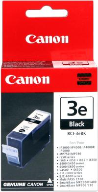 Canon bci-3ebk cartuccia nero 500p