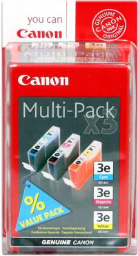 Canon bci-3ex multipack c-m-y