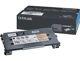 Lexmark c500h2kg toner nero 5.000p