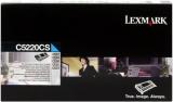 toner e cartucce - 00c5220cs toner cyano, durata 3.000 pagine