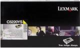 toner e cartucce - 00c5220ys toner giallo, durata 3.000 pagine