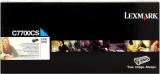 toner e cartucce - 00c7700cs toner cyano, durata 6.000 pagine