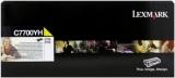 toner e cartucce - 00c7722yx toner giallo 15.000p