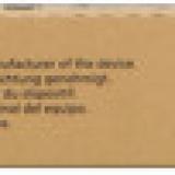 toner e cartucce - 841124 toner nero, durata 20.000 pagine