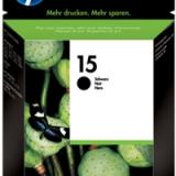 toner e cartucce - c6615de cartuccia nero, capacità indicata 25ml, durata 500 pagine