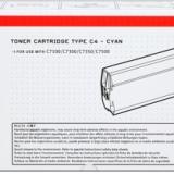 toner e cartucce - 41963007 toner cyano 10.000 pagine