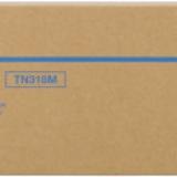 toner e cartucce - a0dk353 toner magenta, durata 8.000 pagine