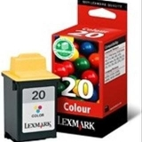 toner e cartucce - 15mx120e cartuccia colore alt.resa 680 pagine