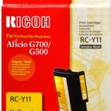 toner e cartucce - 402281 cartuccia giallo 1.150p