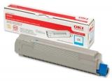 toner e cartucce - 43487711 toner cyano, durata 6.000 pagine