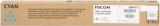toner e cartucce - 888611 toner cyano, durata indicata 17.000 pagine