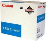toner e cartucce - c-exv21c toner cyano, durata  14.000 pagine