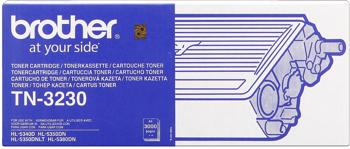 Brother tn-3230 toner nero, durata 3.000 pagine