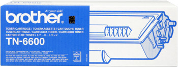 Brother tn-6600 toner originale nero, durata 6.000 pagine