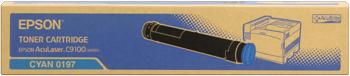 Epson s050197 toner cyano 12.000 pagine