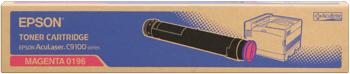 Epson s050196 toner magenta 12.000 pagine