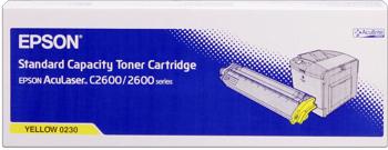 Epson s050230 toner giallo standard