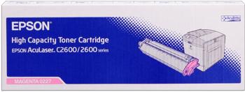 Epson s050227 toner magenta alta durata