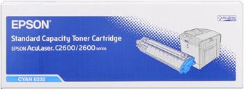 Epson s050232 toner cyano standard