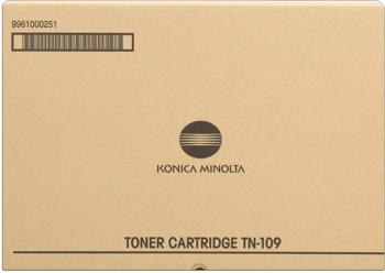 konica Minolta tn-109 toner originale nero, durata 16.000 pagine
