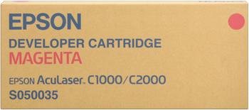 Epson s050035 toner magenta  6.000p