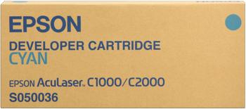 Epson s050036 toner cyano  6.000p
