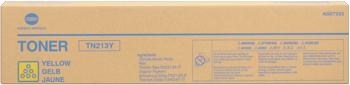 konica Minolta tn-213y toner giallo durata 19.000 pagine