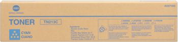 konica Minolta tn-213c toner cyano durata 19.000 pagine