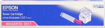 Epson s050317 toner magenta, durata indicata 5.000 pagine