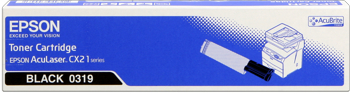 Epson s050319 toner nero, durata indicata 4.500 pagine