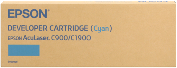 Epson s050099 toner cyano, durata 4.500 pagine