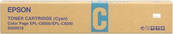 Epson s050018 toner cyano