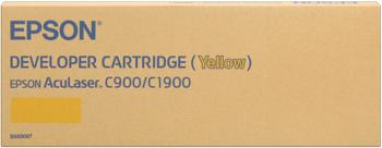 Epson s050097 toner giallo, durata 4.500 pagine