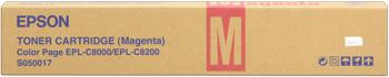 Epson s050017 toner magenta